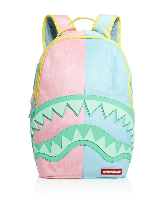 Unisex Saweetie Shark Backpack by Sprayground