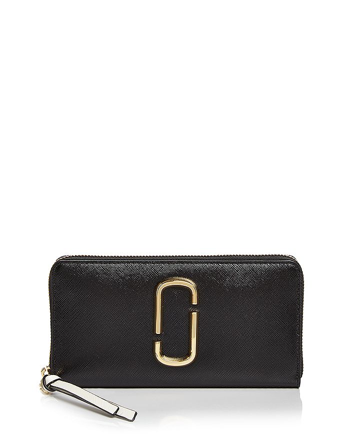 6346ffc10a0e0 MARC JACOBS Snapshot Standard Leather Continental Wallet ...