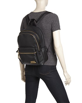 MARC JACOBS - Medium Leather Backpack