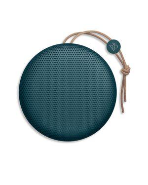 B&O PLAY B & O Play By Bang & Olufsen A1 Bluetooth Speaker in Steel Blue