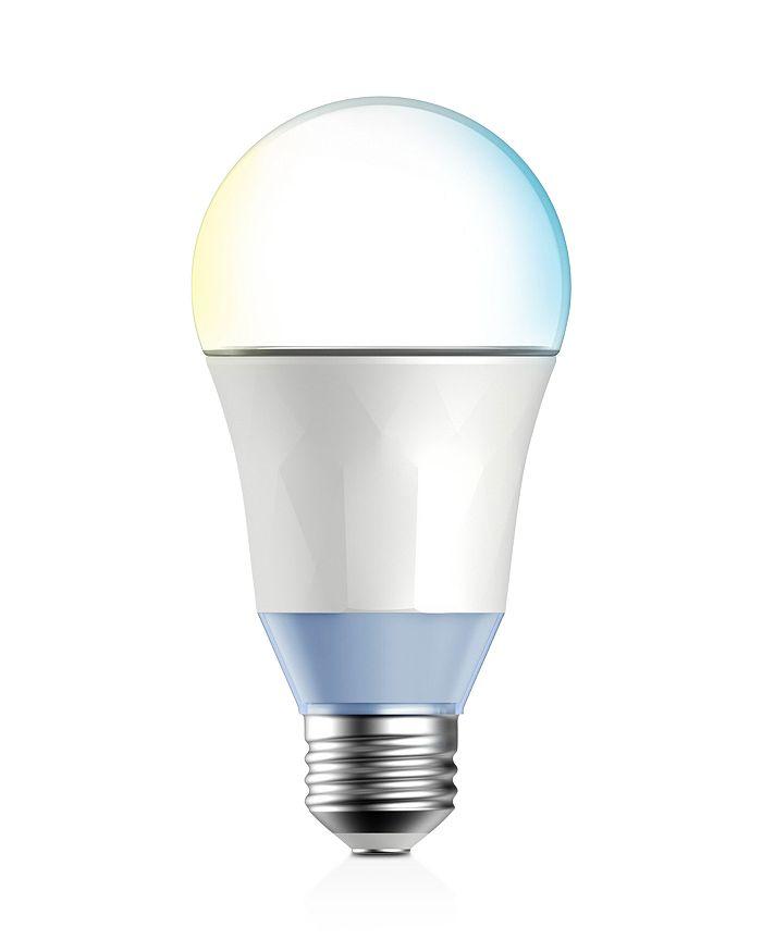 TP-Link - Kasa Smart Wi-Fi LED Light Bulb, 60W Equivalent - Tunable White