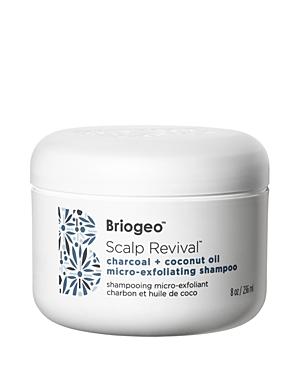 Scalp Revival Charcoal + Coconut Oil Micro Exfoliating Shampoo 8 oz.