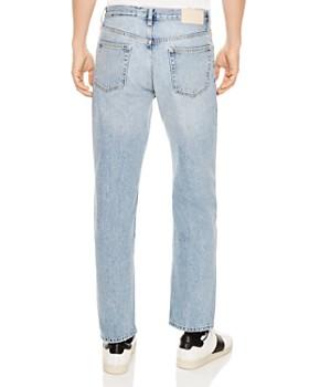 Sandro - Slim Fit Jeans in Light Blue