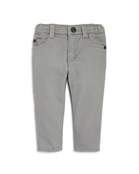 Armani Junior - Boys' Stretch Slim-Fit Pants - Baby