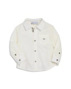 Armani Junior - Boys' Stretch Cotton Shirt - Baby