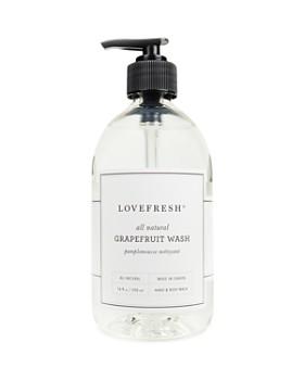 LOVEFRESH - Grapefruit Wash