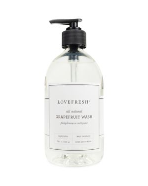 LOVEFRESH Grapefruit Wash