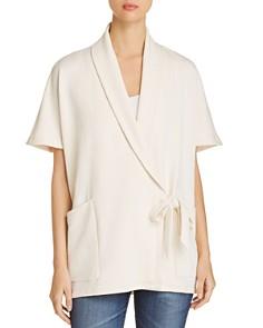 Eileen Fisher Petites - Wrap Jacket