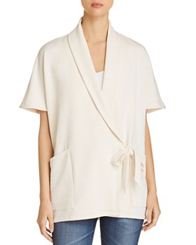 Eileen Fisher Petites - Wrap Jacket
