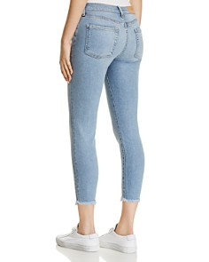 7 For All Mankind - Ankle Skinny Jeans in Luxe Vintage Flora