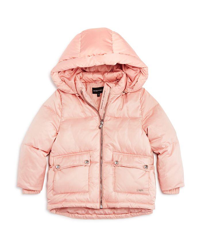 1d94b9c8e Armani Girls  Puffer Jacket - Little Kid