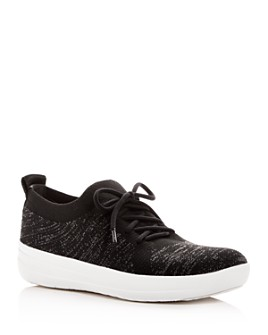 FitFlop - Women's F-Sporty Uberknit Lace Up Sneakers