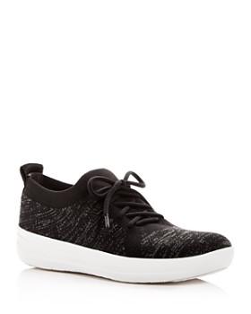 FitFlop - Women's F-Sporty Uberknit Lace Up Sneakers
