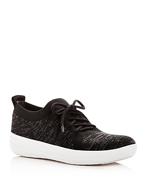 FitFlop Women\\\'s F-Sporty Uberknit Lace Up Sneakers