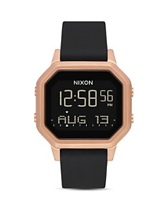 Nixon - Siren SS Watch, 33mm x 36mm
