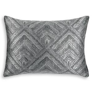 Hudson Park Collection Woven Diamond Standard Sham - 100% Exclusive