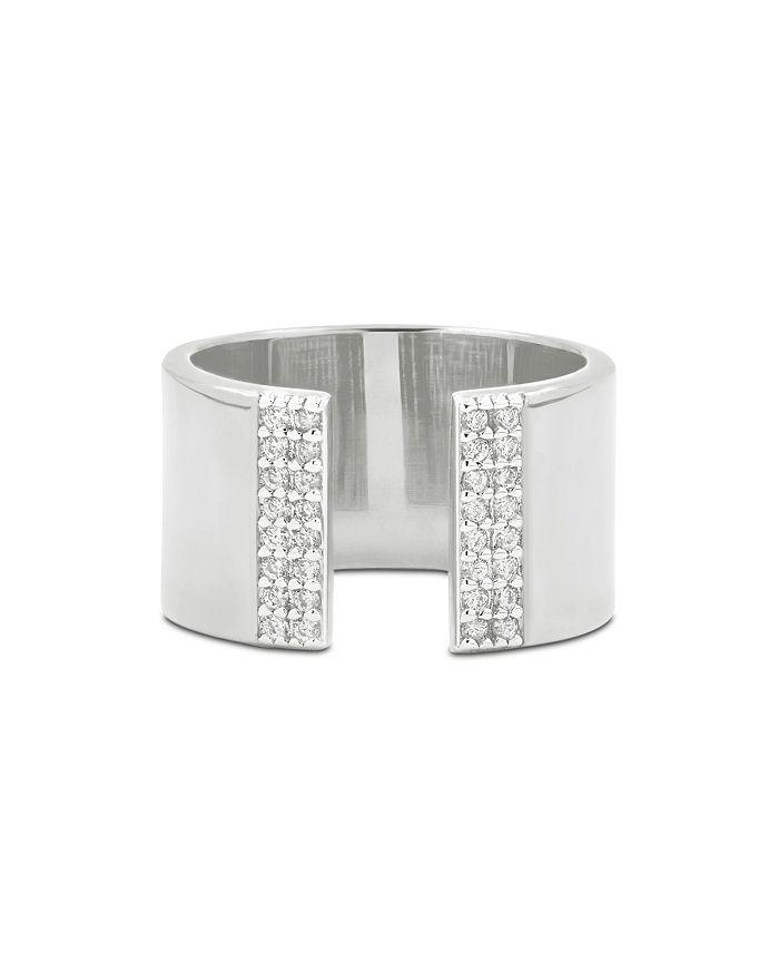 Freida Rothman - Radiance Open Cuff Ring