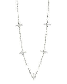 "Freida Rothman - Radiance Station Chain Necklace, 16"""