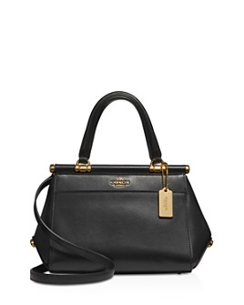 COACH - Grace 20 Leather Satchel