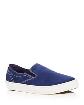 Cole Haan - Men's Grandpro Color-Block Nubuck Leather Slip-On Sneakers