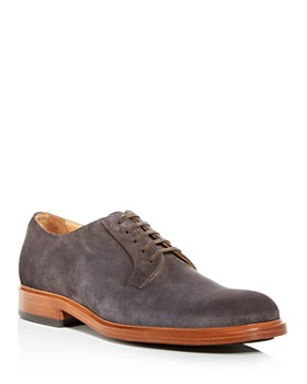 Vince - Men's Boerum Suede Plain Toe Oxfords