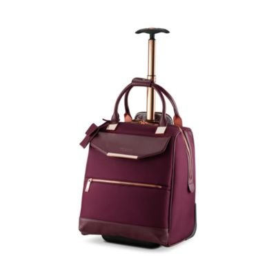 Women's Albany Softside 2 Wheel Business Case by Ted Baker