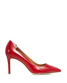 Tory Burch - Women's Elizabeth Leather Pumps