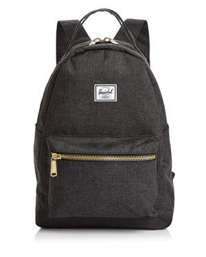 HERSCHEL SUPPLY CO Nova Mid Volume Backpack - Black