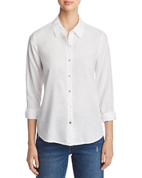 Eileen Fisher Petites - Classic Collar Shirt