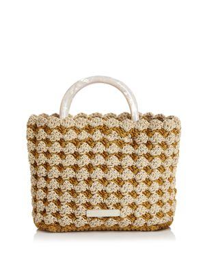 Loeffler Randall Audrey Small Woven Tote