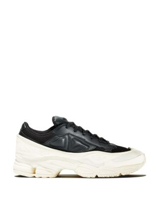 Ozweego Leather Lace Up Sneakers