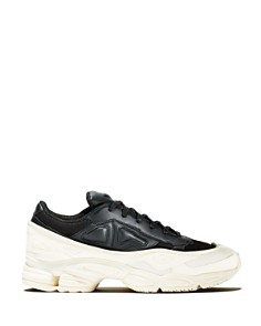 Raf Simons for Adidas - Women's Ozweego Leather Lace Up Sneakers