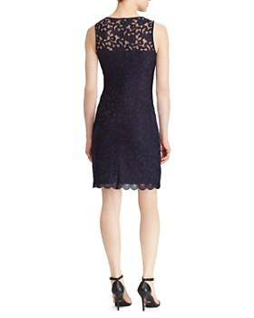 Ralph Lauren - Floral Lace Dress