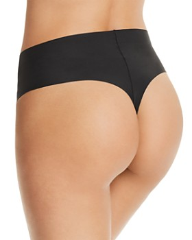 Calvin Klein - Invisibles High-Waist Retro Thong