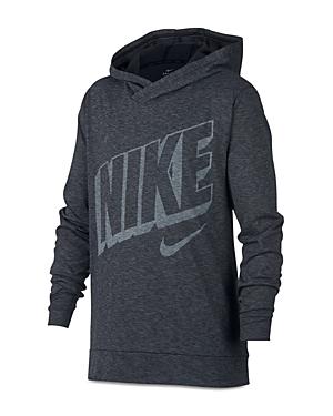 Nike Boys Breathe Logo Hoodie  Big Kid