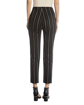 Karen Kane - Piper Striped Straight-Leg Pants
