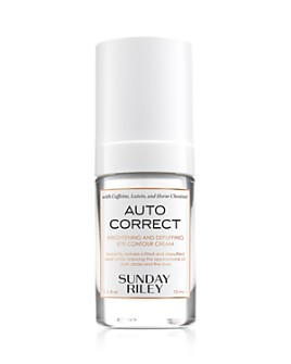 SUNDAY RILEY - Auto Correct Brightening & Depuffing Eye Contour Cream 0.5 oz.