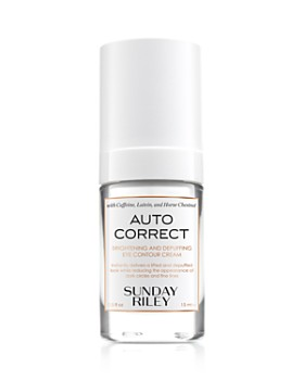 SUNDAY RILEY - Auto Correct Brightening & Depuffing Eye Contour Cream