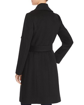 Cole Haan - Slick Wrap Coat