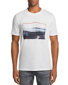 HUGO - Dounty Expand Your Horizons Graphic Tee
