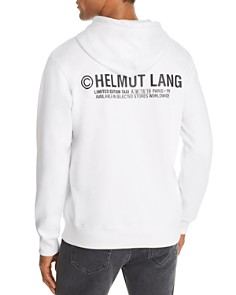 Helmut Lang Taxi Graphic Hooded Sweatshirt - Bloomingdale's_0