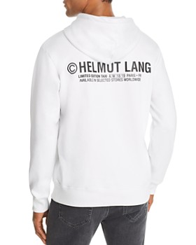 Helmut Lang - Taxi Graphic Hooded Sweatshirt