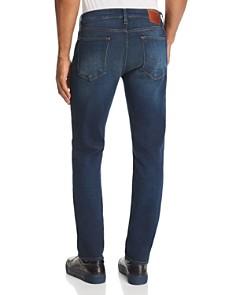Hudson - Blake Straight Slim Fit Jeans in Norwood