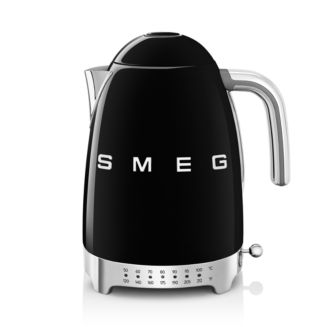'50s Retro Variable Temperature Kettle by Smeg