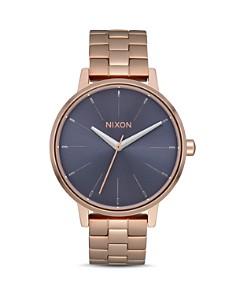 Nixon - The Kensington Blue Dial Watch, 37mm