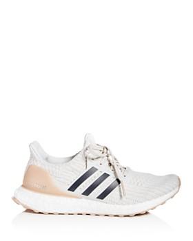 Adidas - Women's Ultraboost Knit Lace up Sneakers