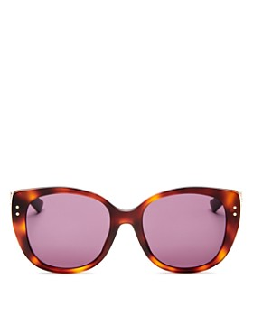 Dior - Women's Lady Dior Studded Square Sunglasses, 55mm