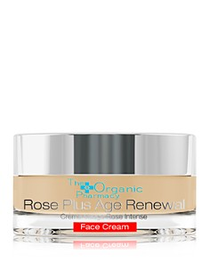 The Organic Pharmacy - Rose Plus Age Renewal Face Cream