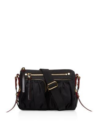 Mini Paige Nylon Crossbody by Mz Wallace