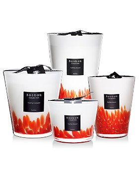 Baobab Collection - Baobab Collection Feathers Masaai Candles